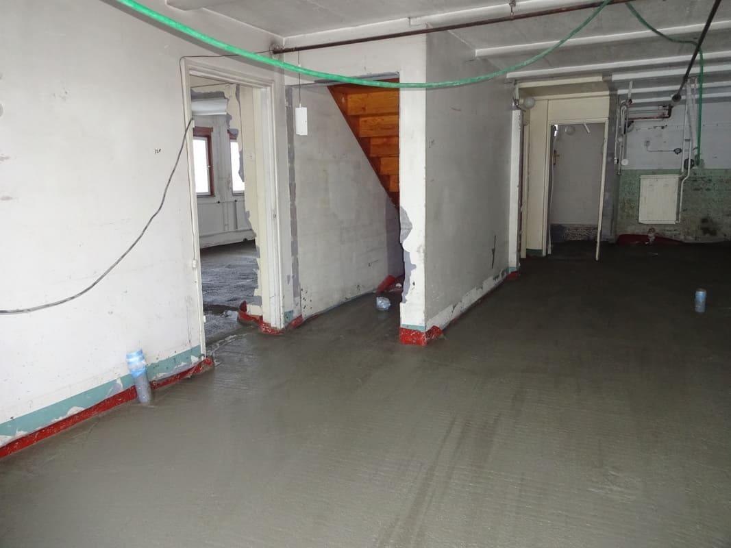 Renovera källare slide 1