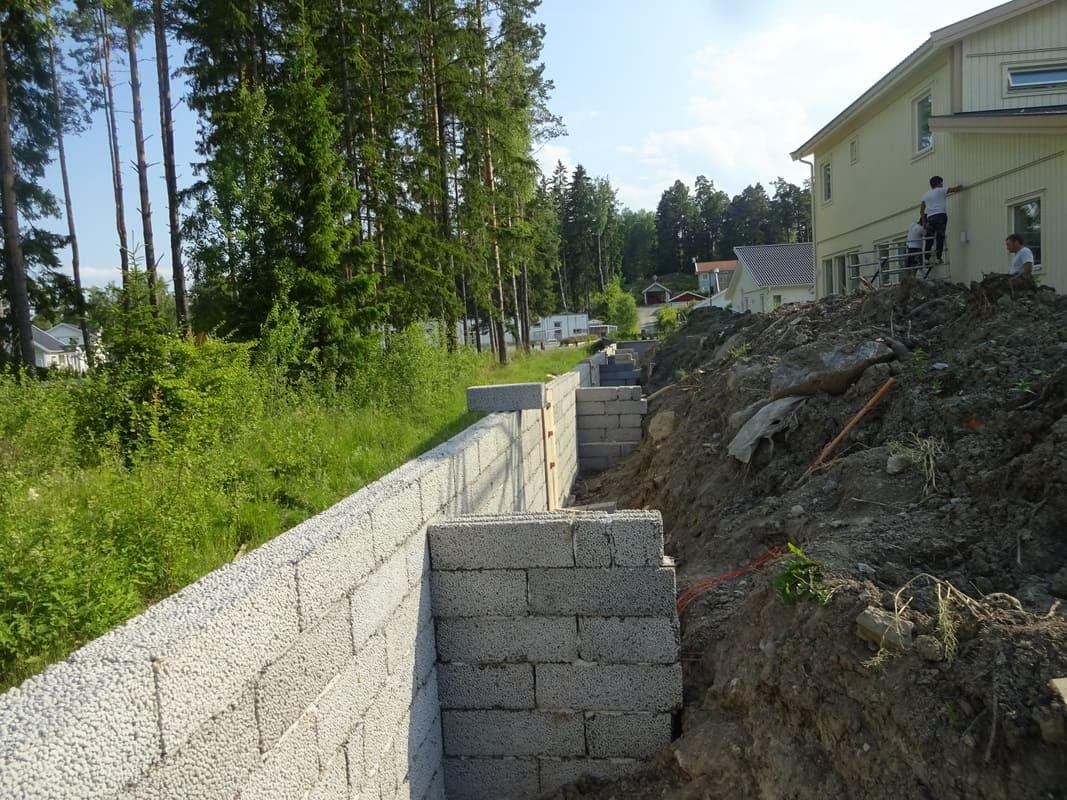 bygga stödmur i stockholm 11