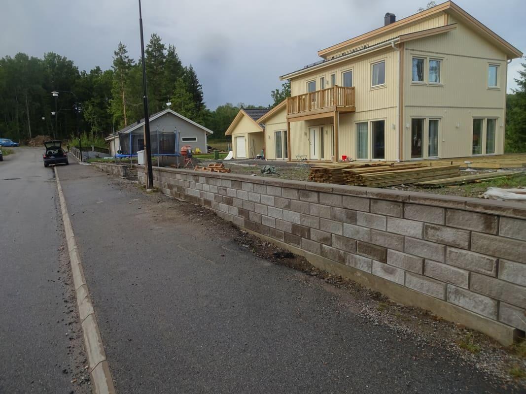 bygga stödmur i stockholm 19
